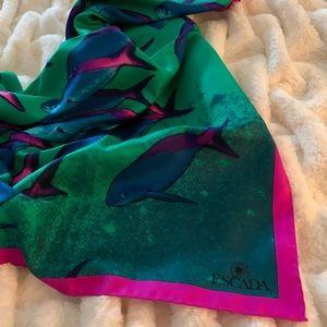 ESCADA Scarf - 100% Silk - Finest